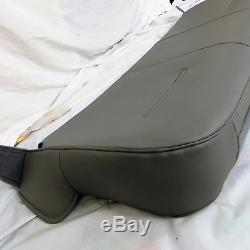 03-07 Ford F150, F250 F350 Work Truck Super Duty GAS Bench Seat cover Vinyl GRAY