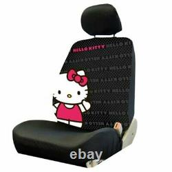 10PC Hello Kitty Core Car Truck Seat Covers Mats Accessories Set For Chevrolet