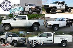 1994-1997 Dodge Ram Work Truck Base -Passenger Side Bottom Cloth Seat Cover Gray