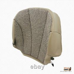 1999 2000 Chevy Silverado 1500 2500 Work Truck Driver Bottom Cloth Seat Cover