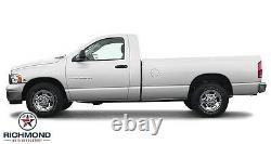 2002 Ram 1500 Base Work Truck -Passenger Side Bottom Vinyl Seat Cover Dark Gray