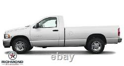 2003 2004 2005 Ram 1500 ST Work Truck -Driver Side Bottom Vinyl Seat Cover Gray