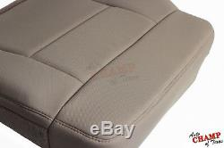 2004 2005 2006 Ford F150 XL Work Truck -Driver Side Bottom Cloth Seat Cover Tan