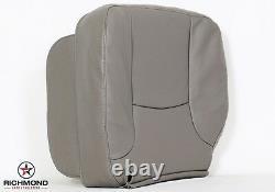 2004 Dodge Ram 1500 ST Base Work Truck -Driver Side Bottom Vinyl Seat Cover TAN