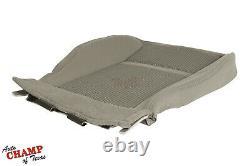 2006 07 2008 Dodge Ram 1500 Quad-Cab SLT-Driver Side Bottom Cloth Seat Cover Tan