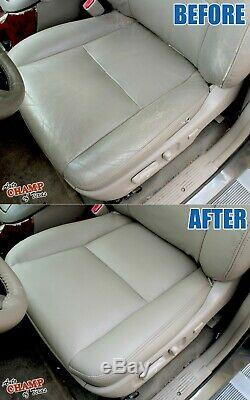 2006-2008 Dodge Ram 1500 SLT-Driver Side Bottom Replacement Cloth Seat Cover Tan