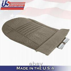 2006-2008 Dodge Ram 1500 WORK TRUCK -Passenger Side Bottom Cloth Seat Cover Tan