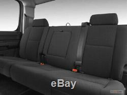 2007-2013 OEM Chevrolet Silverado 1500 Sierra Crew Cab Truck Seat Covers Katzkin