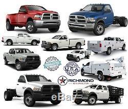 2009-2012 Dodge Ram ST Base Work Truck -Driver Side Bottom Vinyl Seat Cover Gray