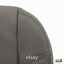 2010-2012 Chevy 1500 HD WT Work Truck Driver/Passenger Bottom Vinyl Seat Covers