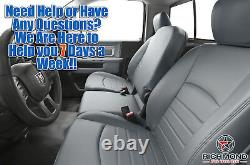 2013-2018 Dodge Ram Work Truck Utility Flatbed -Driver Bottom Vinyl Seat Cover