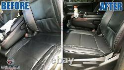 2014-2019 GMC Sierra Work Truck WT Base-Driver Side Bottom Vinyl Seat Cover Gray