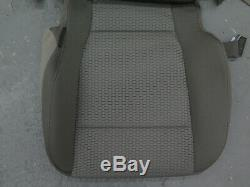 2015 2016 2017 2018 Ford F150 XLT truck OEM F/R seat cover set Med Earth Gray