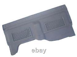 84-88 Toyota Pickup Truck Interior Rear Cab Wall Carpet Trim Bezel Cover OEM