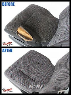 94-97 Dodge Ram Work Truck Base -Passenger Side Complete Cloth Seat Covers Gray