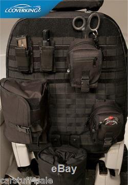 CORDURA BALLISTIC Tactical Front Seat Covers 1997-2000 Hummer H1 4 Door Truck