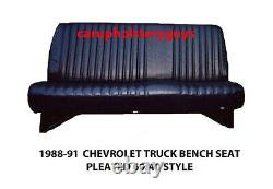 Chevrolet Truck & Cheyenne Truck Factory Replacement Front Seat Covers 1988-91