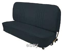 Chevrolet Truck Front Bench Seat Covers, Factory Replacement 1955-59