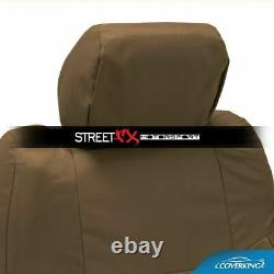 CoverKing Ballistic Custom Seat Covers for 1997-2000 Hummer H1 4DR Truck & Wagon