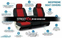 CoverKing Neoprene Custom Seat Covers for 1997-2000 Hummer H1 4DR Truck & Wagon