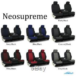 Coverking Custom Front Row Seat Covers For Dodge Truck/SUVs