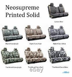 Coverking Custom Front Row Skanda Camo Seat Covers For Chevrolet Truck/SUVs