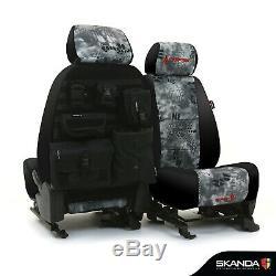 Coverking Kryptek Raid Camo Neosupreme Tactical Custom Seat Covers for Ram Truck