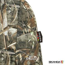Coverking Realtree Max-5 Camo Custom Tailored Seat Covers for Ford F350 Truck
