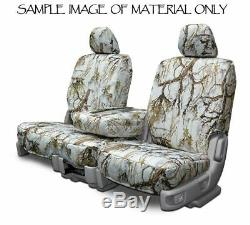 Custom Fit Camo Seat Covers for Cars, Trucks, and SUVs Realtree & True Timber