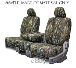 Custom Fit Camouflage Seat Covers for Ford F-150 Pickup Truck