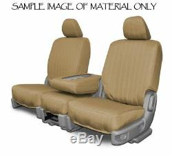 Custom Fit Canvas Seat Covers for Ford F-250 F-350 Truck