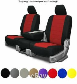 Custom Fit Neoprene Seat Covers for Cars Trucks and SUVs