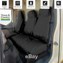 DAF LF WATERPROOF TRUCK SEAT COVERS. Town & Country. Heavy Duty. Tailored Fit