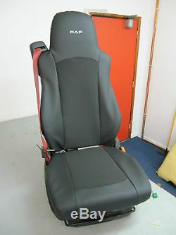 DAF XF truck fully taiolred seat covers