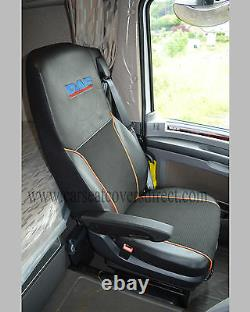 Daf Xf Truck Fully Tailored Seat Cover 1 Seat