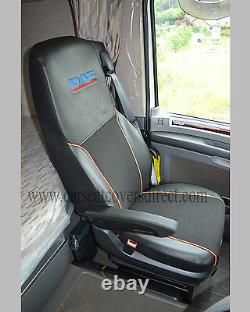 Daf Xf Truck Fully Tailored Seat Covers