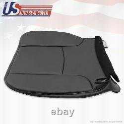 Driver Bottom OEM Replacement Seat Cover Gray 02 05 Dodge Ram 2500 Work Truck