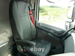 FIT DAF XF 105 (2012-2013) TRUCK ECO LEATHER SEAT COVERS Trucks Accessories