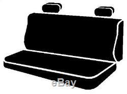 Fia NP92-28 GRAY Neo Neoprene Custom Fit Truck Seat Covers