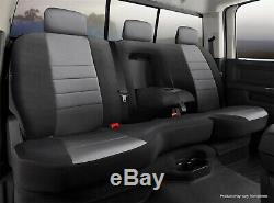 Fia NP92-49 GRAY Neo Neoprene Custom Fit Truck Seat Covers