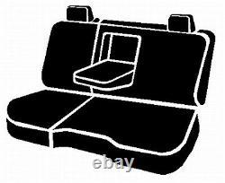 Fia NP92-92 GRAY Neo Neoprene Custom Fit Truck Seat Covers