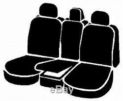 Fia NP97-36 GRAY Neo Neoprene Custom Fit Truck Seat Covers
