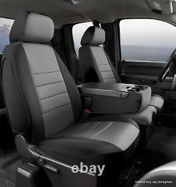 Fia NP97-42 GRAY Neo Neoprene Custom Fit Truck Seat Covers