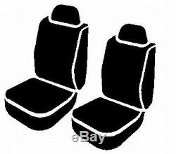 Fia NP99-43 GRAY Neo Neoprene Custom Fit Truck Seat Covers Fits 16-20 Tacoma