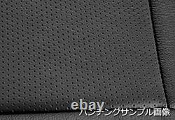 For DAIHATSU HIJET Truck S500P S510P PVC Leather Seat Cover YS0801-90002