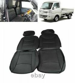 For DAIHATSU HIJET Truck S500P S510P PVC Leather Seat Cover YS0801-90002 Japan