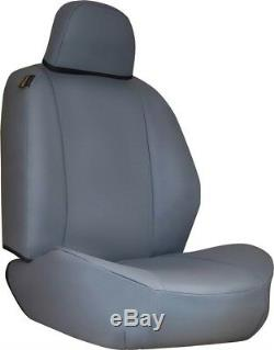 Front Grey Canvas Seat Covers for FH F/lift Truck 11on