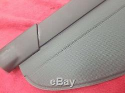 Genuine Truck Bed Cover Trunk Luggage Cover Seat Altea XL Black