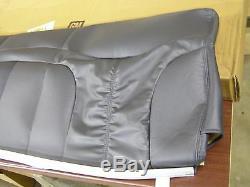 NOS OEM GM 2000 GMC Sierra Chevrolet Silverado Truck Seat Cover Yukon Suburban