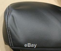 OEM 15-19 Ford F150 Leather Seat Covers Crew Cab Black New Take Off Lariat Truck